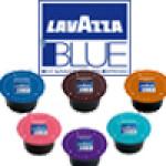 Coffee capsules Lavazza BLUE