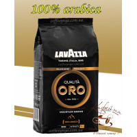 Кофе в зернах Lavazza Qualita Oro Mountain Grown 1кг